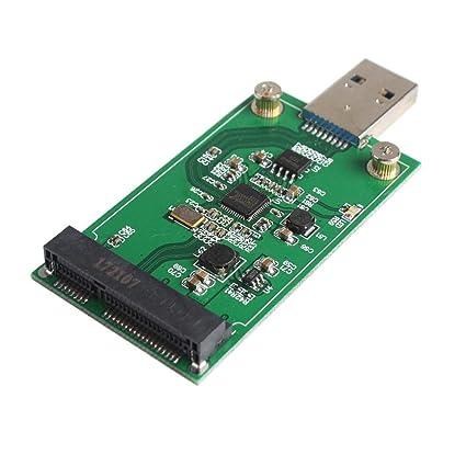 Febelle - Adaptador de Tarjeta de Memoria SSD Externa PCBA ...