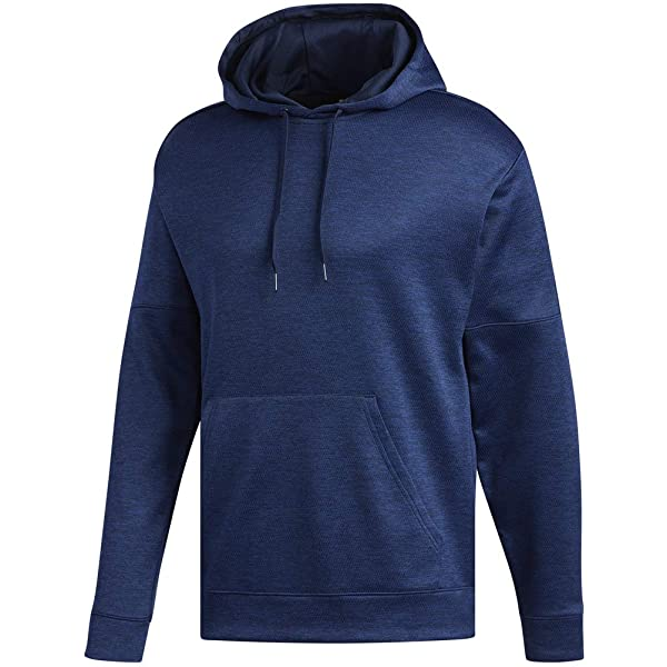 Adidas Mens Team Issue Lightweight Fleecec Jacket Light Blue Light BlueLight Grey