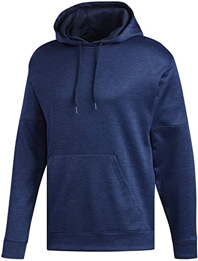adidas Mens Team Issue Preferred Performance Pullover Hoodie