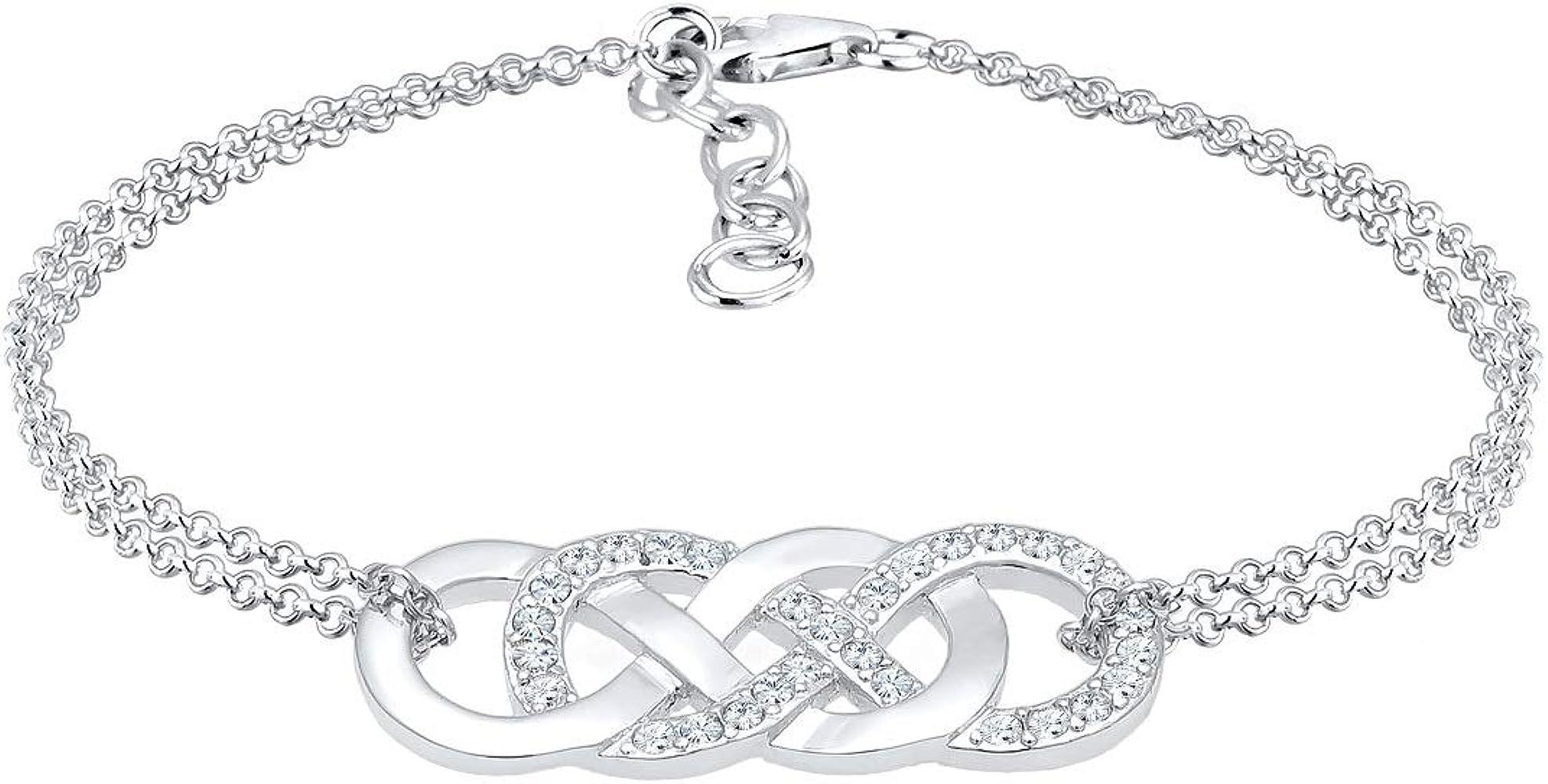 bracelet femme argent swarovski