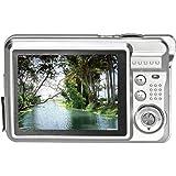 Tonsee 18 Mega Pixels CMOS 2.7 inch TFT LCD Screen HD 720P Digitalkamera,Silber