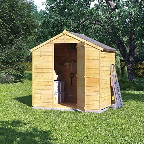 BillyOh - Cobertizo de almacenamiento de madera para jardín ...