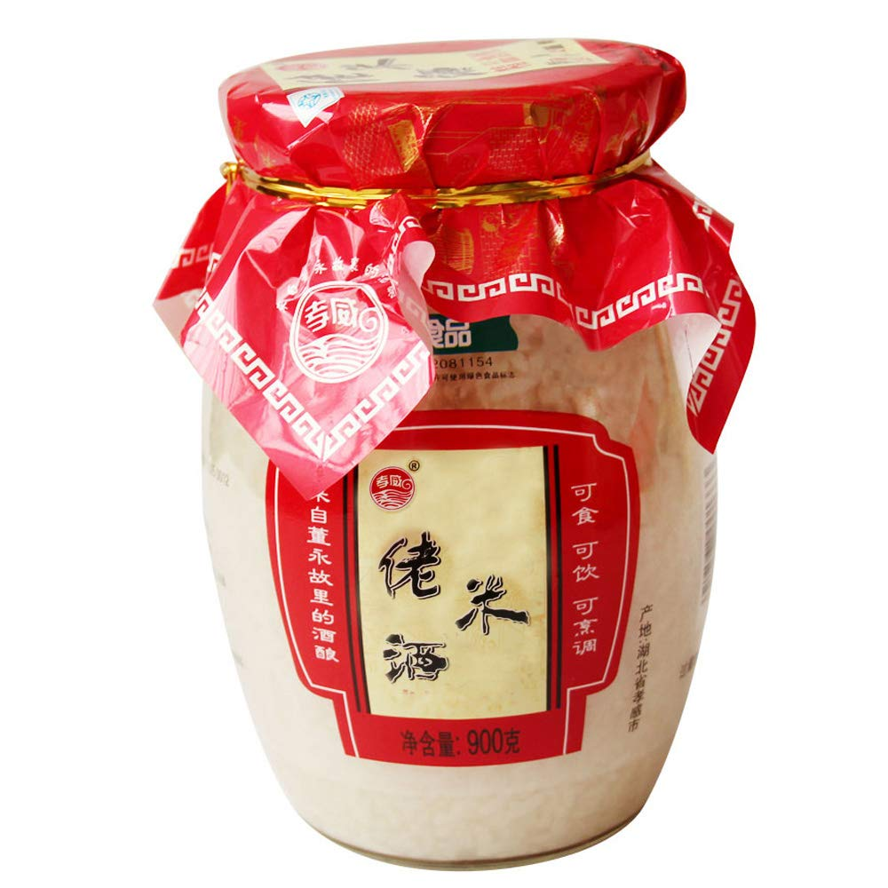 XiaoWei Fermented Glutinous Rice Drink 900g by XiaoWei