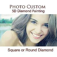 Souljewelry 5D DIY Personalizada Diamante Pintura de Punto