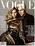 Vogue Paris May 2016 (Lottie Moss,Lucky Blue Smith)