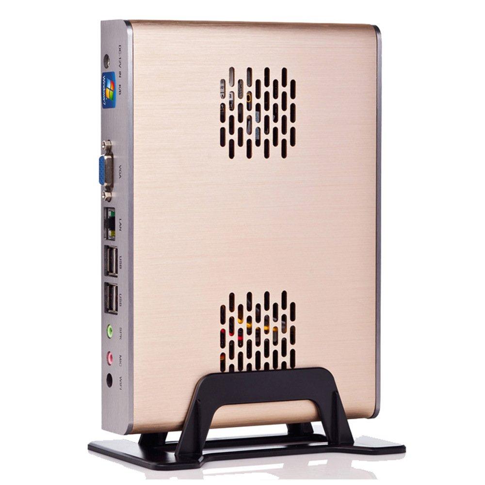 【期間限定送料無料】 Partaker P6 1007U Fanless Mini SSD PC with 1TB Intel Celeron J1800 4G RAM 128G SSD Windows 10 OEM B07BFV7ZTD 8G RAM 128G SSD 1TB HDD|P3+CPU 1007U P3+CPU 1007U 8G RAM 128G SSD 1TB HDD, 惣次郎:e93aed2c --- arbimovel.dominiotemporario.com