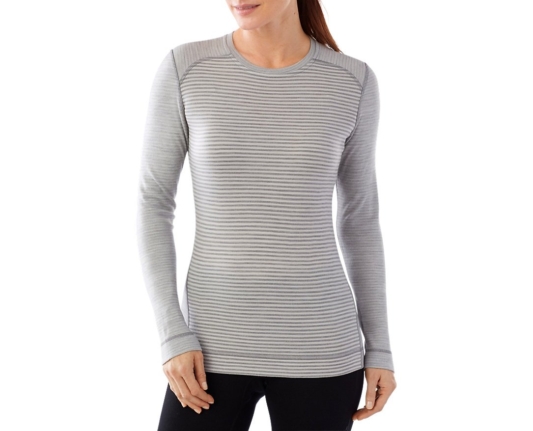 Amazon.com: Smartwool Women's NTS Mid 250 Pattern Crew: Sports & Outdoors