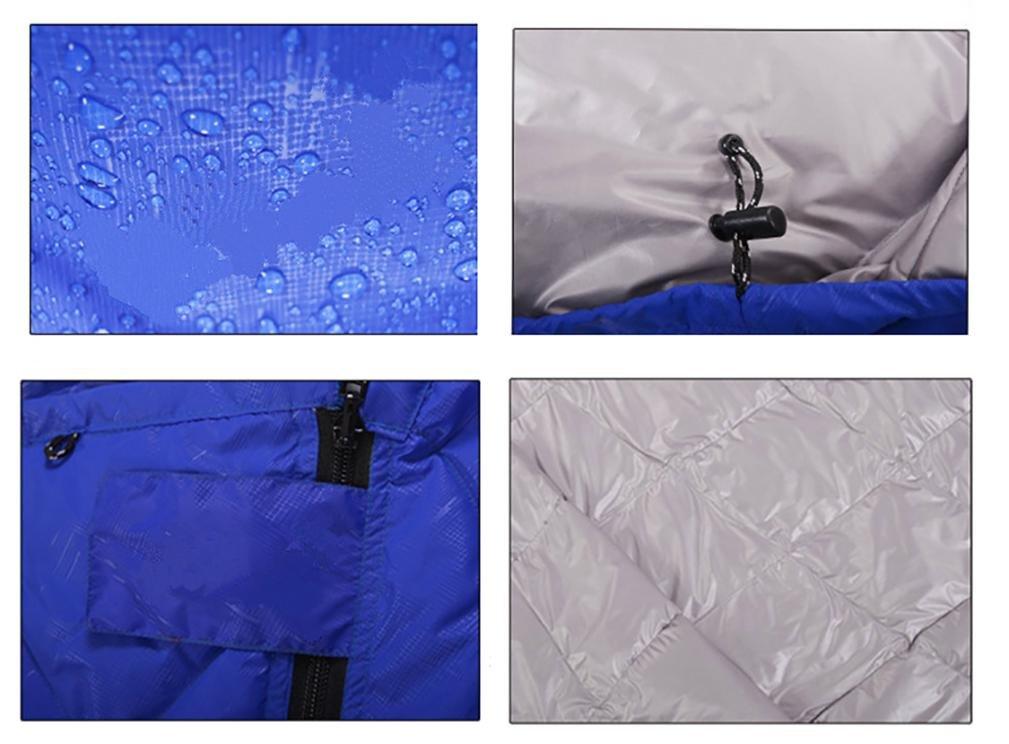 Envelope Envelope Envelope Duck down schlafsack im freien vier jahreszeiten warm halten ausrüstung 400g-800g nylon tuch B077BPV3WF Mumienschlafscke Nutzen Sie Materialien voll aus bd1805