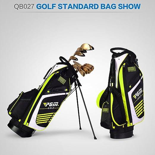 Amazon.com : PGM Golf Stand Bag Golf Clubs Bag-14-ways ...