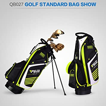Amazon.com : PGM Golf Stand Bag Golf Clubs Bag-14-ways ...