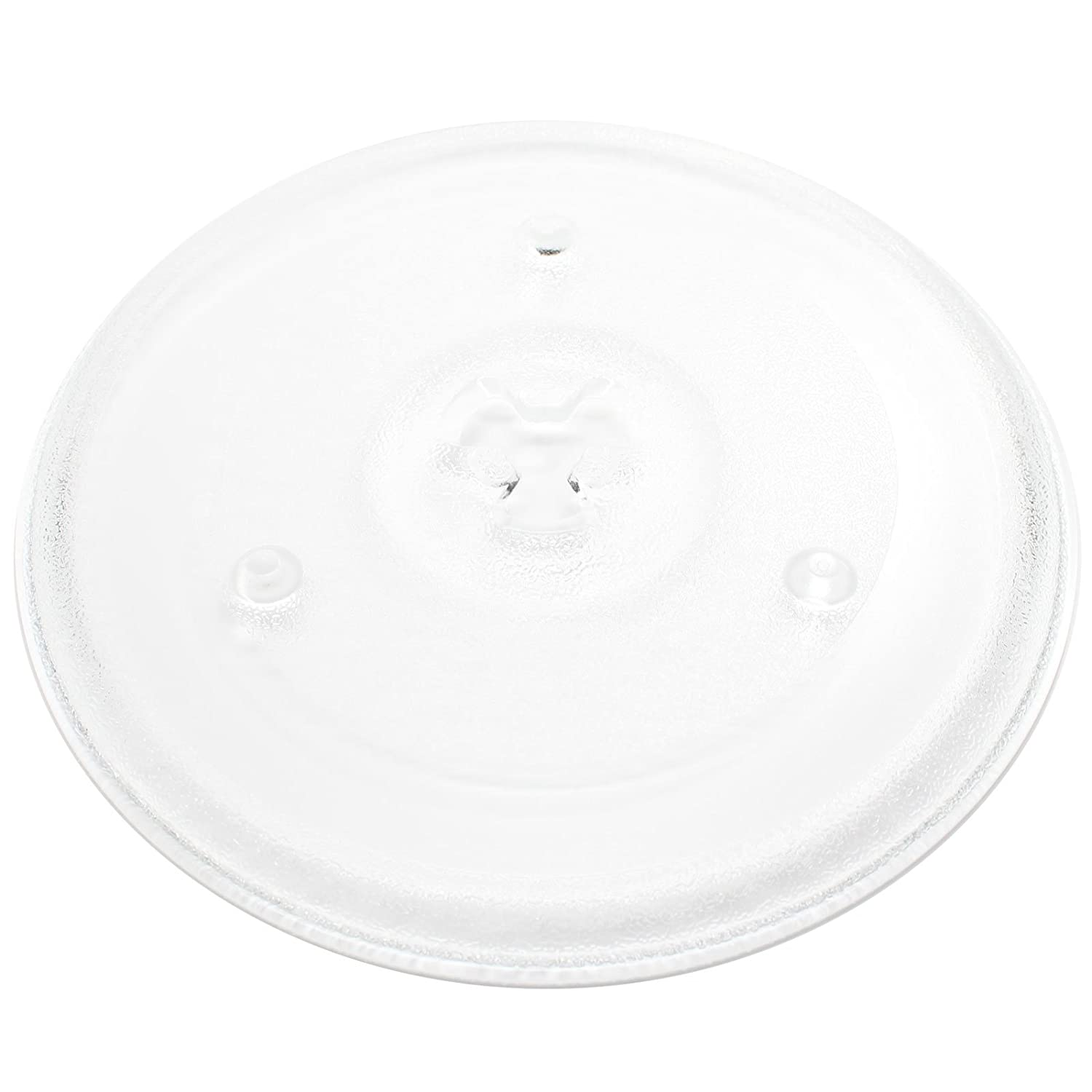 270mm Replacement for Haier HMC935SESS Microwave Glass Plate Compatible with Haier 252100500497 Microwave Glass Turntable Tray 10 1//2