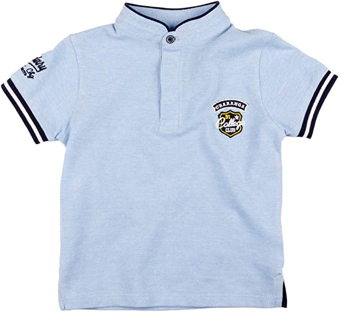 Charanga COPILLO Camisa de polo, Azul, 3-4 para Niños: Amazon.es ...