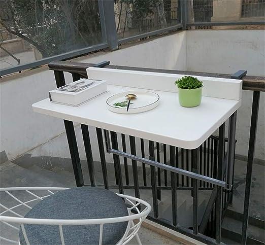 Mesa de BalcóNPlegable Mesa De Comedor Del Jardín Patio Mesa De ...