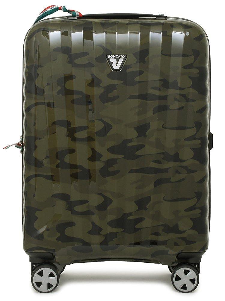 [ロンカート] スーツケース カモフラージュ 35L 51cm 2.3kg 5113 B01N6A6963 CAMO GREEN