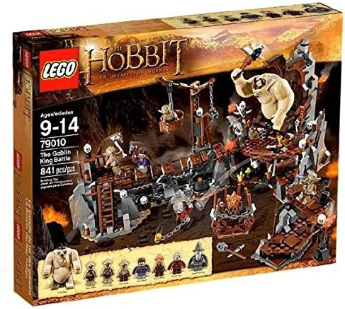 The Hobbit - The Goblin King Battle - 79010