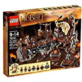 LEGO Loftr And Hobbit 79010 - La Battaglia Del Re Dei Goblin