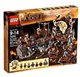 Lego The Goblin King Battle Hobbit