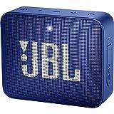 JBL GO2 Waterproof Ultra Portable Bluetooth Speaker - Blue