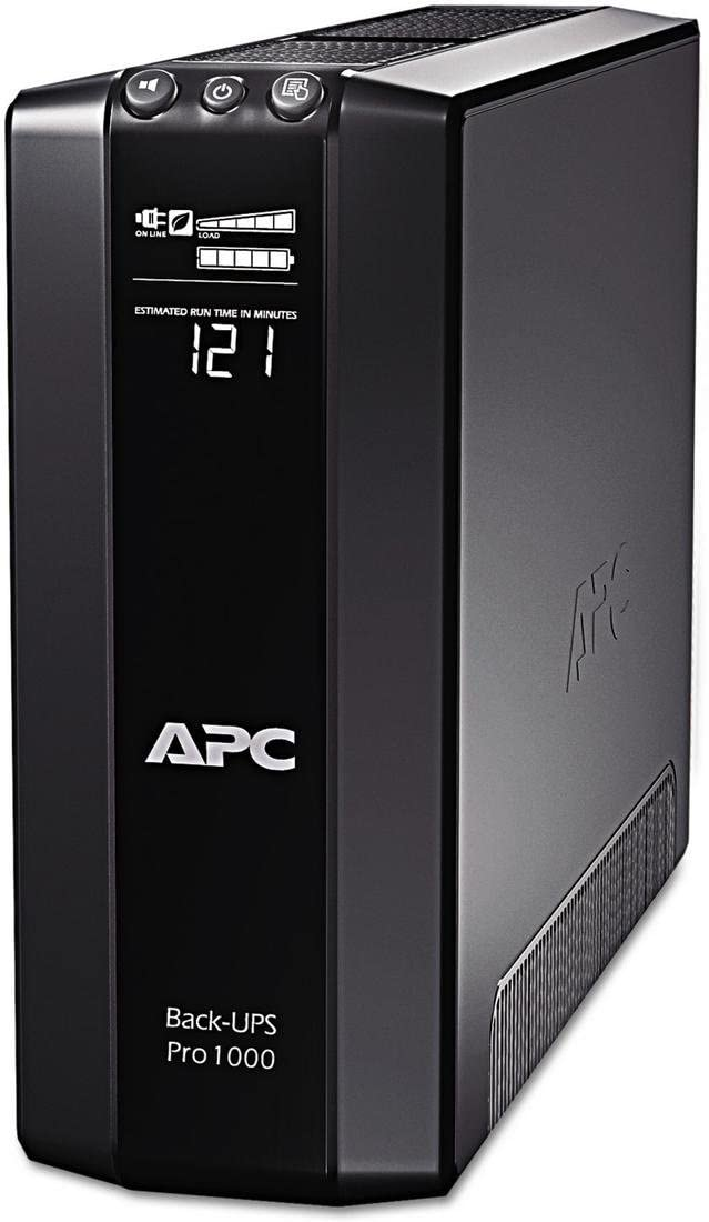 APC BR1000G Battery Back-UPS Pro System Computer Surge Protector