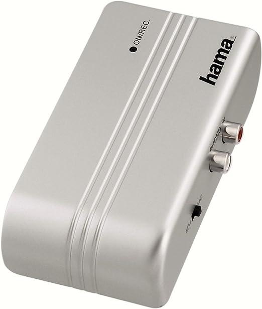 Hama Stereo Phono Vorverstärker Pa 005 Usb Audio Hifi