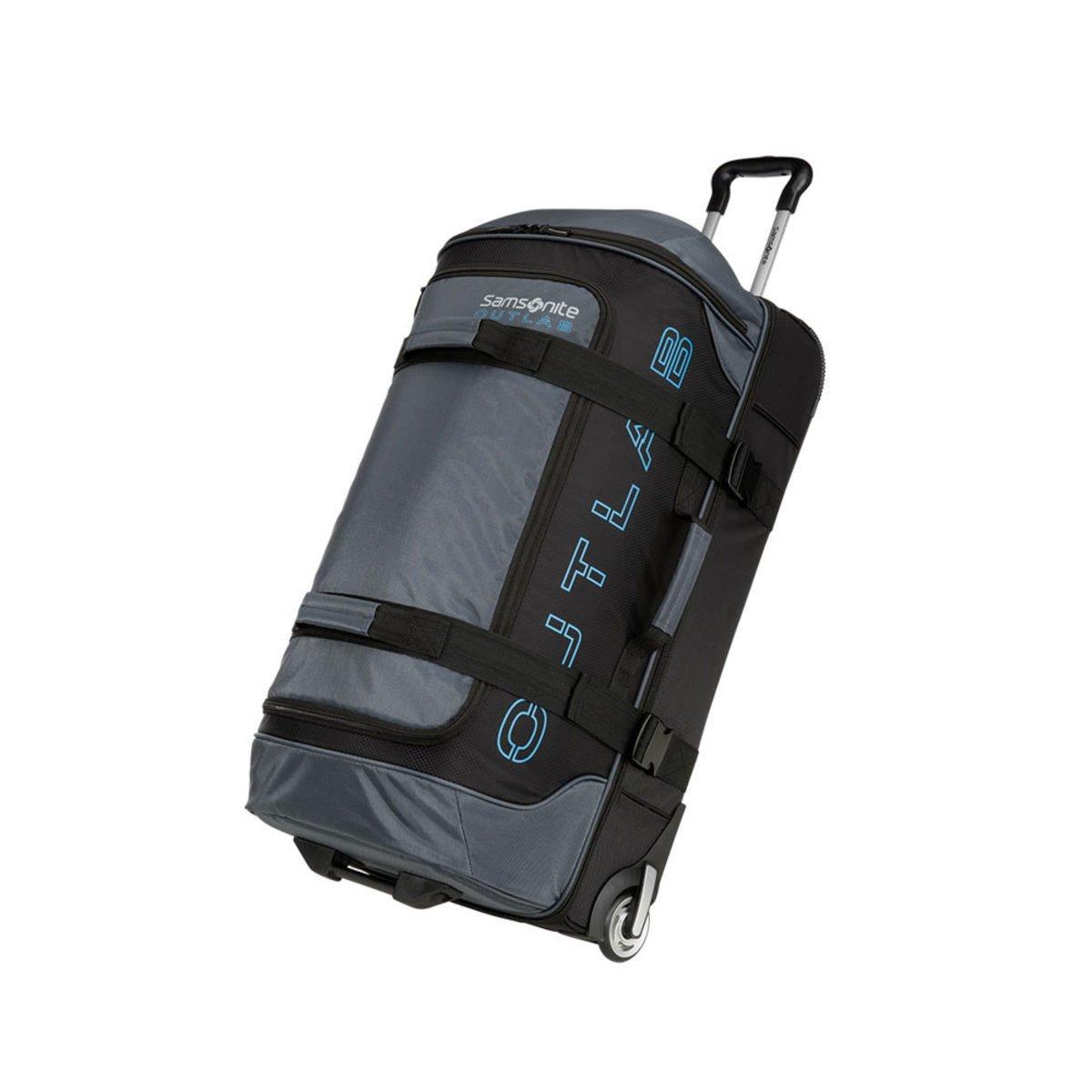 Samsonite - Bolsa de viaje negro/gris: Amazon.es: Equipaje