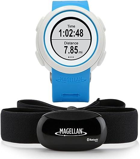 Magellan Echo Smart Running Reloj Deportivo con Correa de frecuencia cardíaca