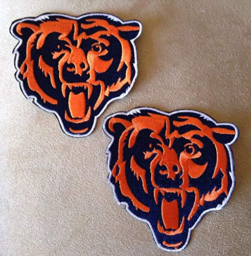 2 Chicago Bears 3 1/2