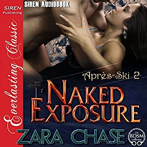 Naked Exposure Audiobook