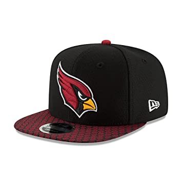 New Era Arizona Cardinals 2017 Sideline 9fifty Snapback Cap S M Limited Edition