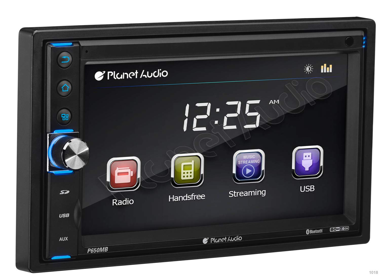 Amazon.com: Planet Audio P650MB Multimedia Car Stereo – Double Din, Bluetooth Audio and Hands-Free Calling, MP3 Player, USB/SD Ports, AUX Input, AM/FM Radio ...