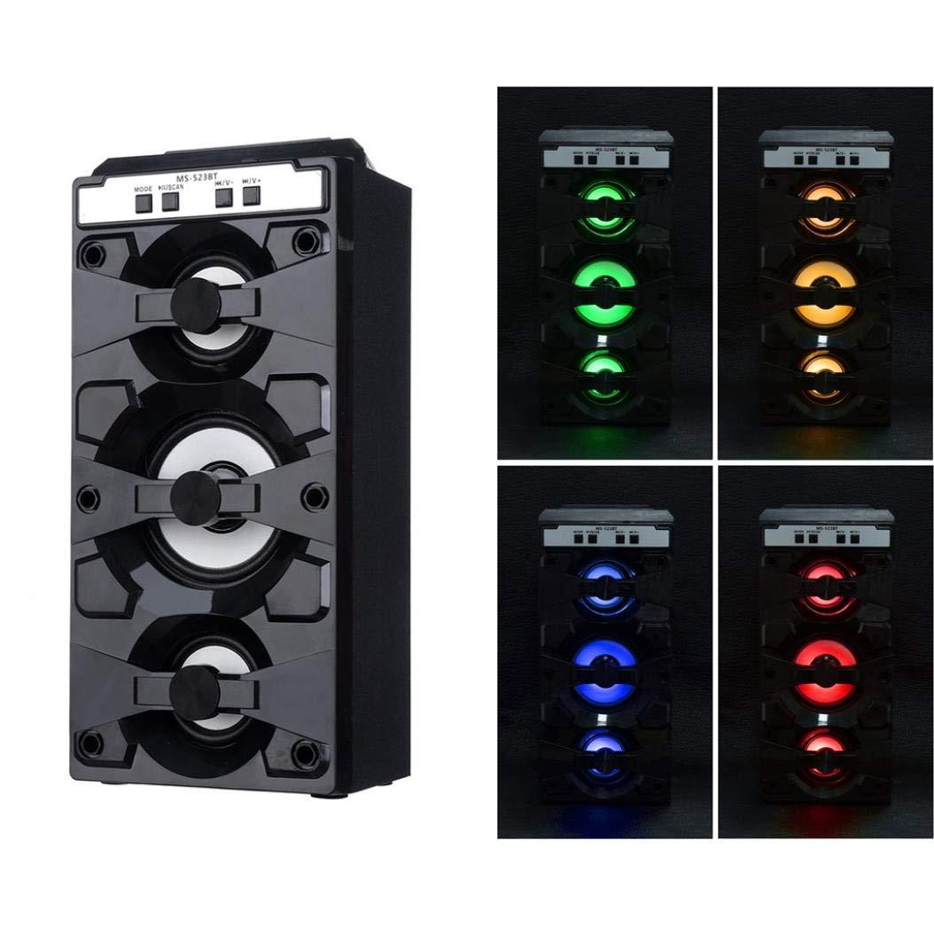 Portable Wireless Bluetooth Speaker Waterproof Super Bass Sound MP3 Player Audio