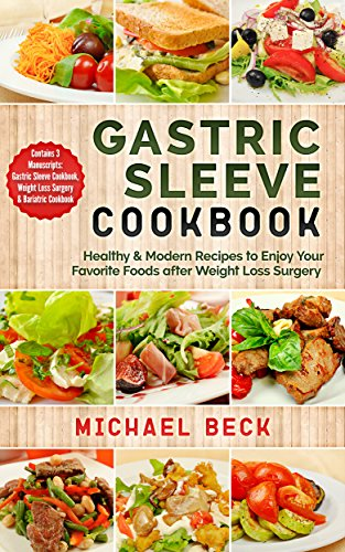 Gastric Sleeve Cookbook Healthy Modern Recipes To Enjoy Your
