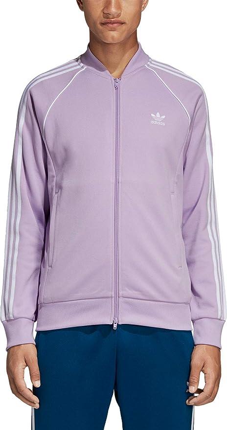 Adidas Originals SST Trainingsjacke lila