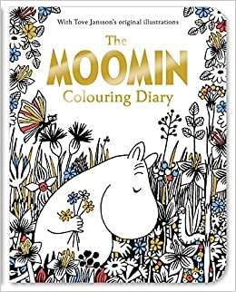 The Moomin Colouring Diary: Amazon.de: Tove Jansson: Fremdsprachige ...