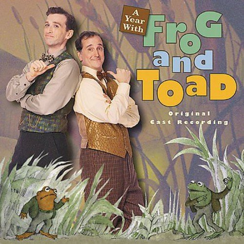 A Year with Frog and Toad (Original Cast Recording)