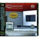 进口CD:瑞士登峰壮观灿烂试音天碟(CD) TMSACD90142