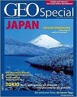 Japan geo