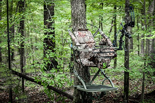 Summit Treestands 81120 Viper SD Climbing Treestand, Mossy Oak by Summit Treestands (Image #2)