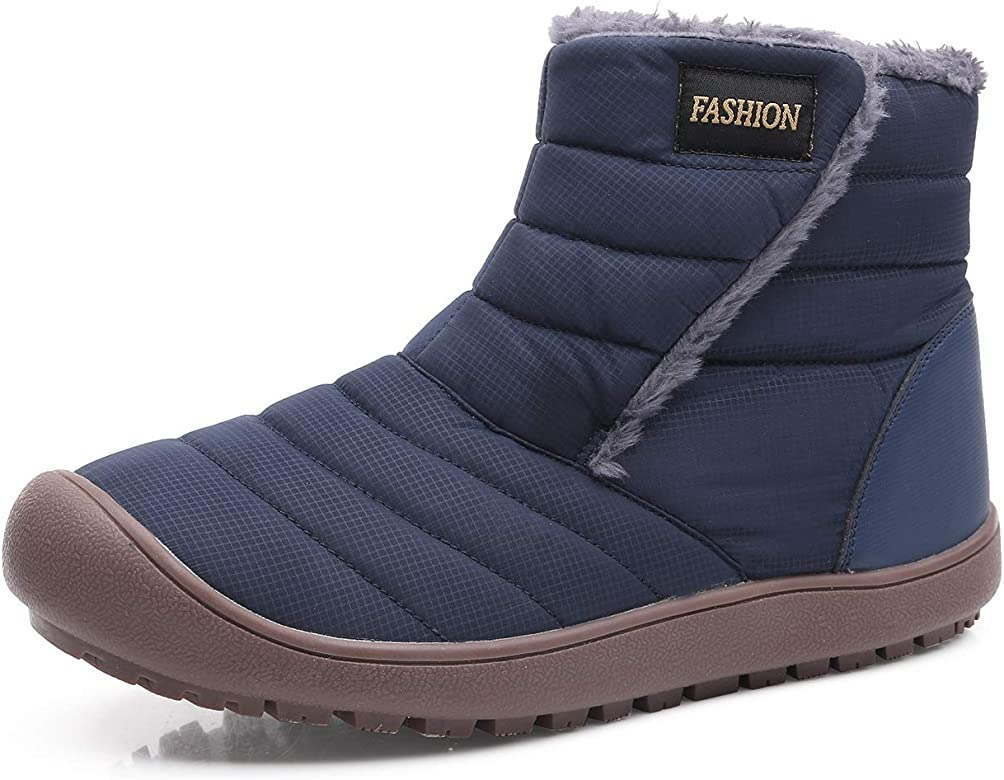 todaysunny Snow Boots Womens Men