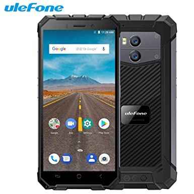 the latest e67d5 247a5 Unlocked Smartphones, Ulefone Armor X Waterproof IP68 Smartphone 5.5