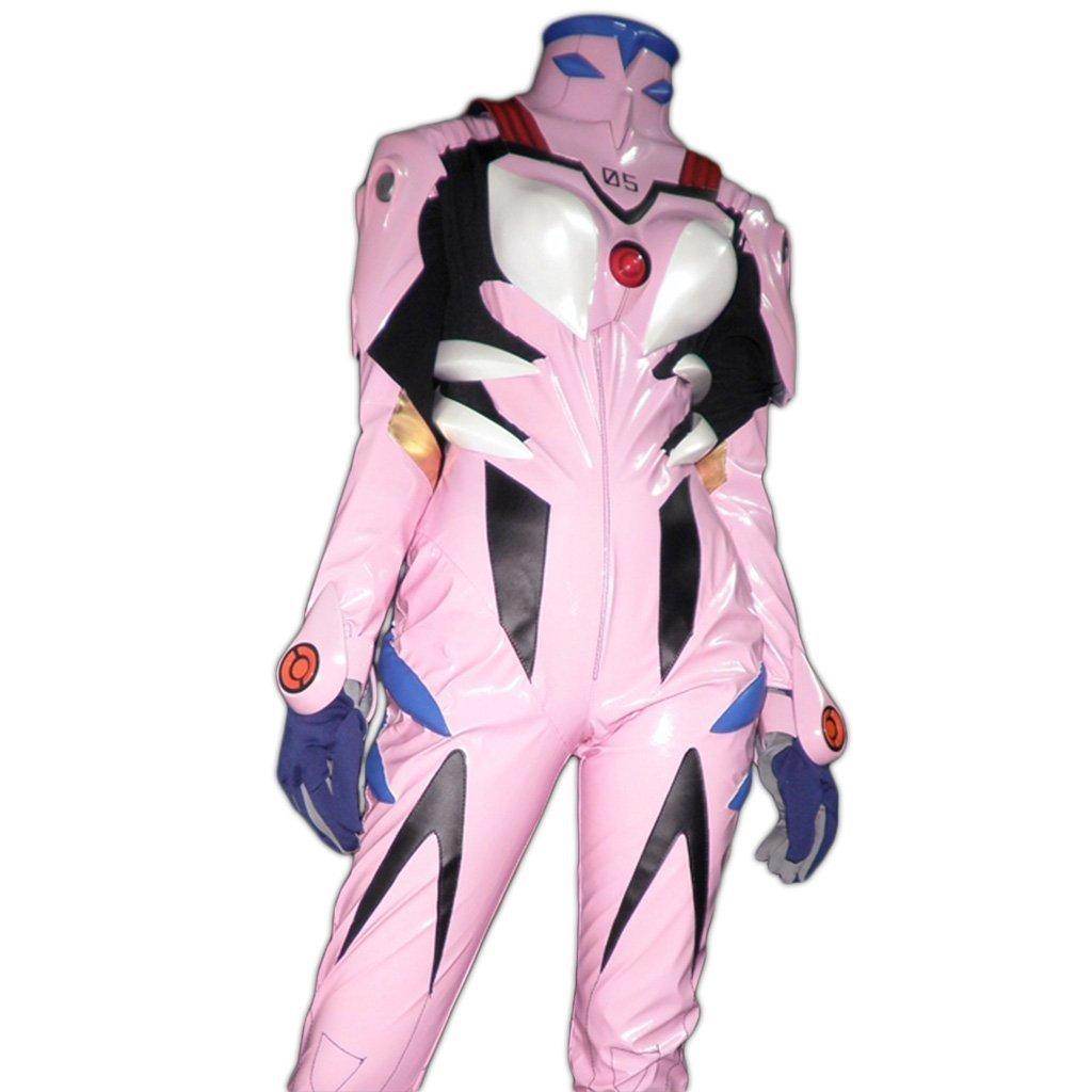 aquí tiene la última X-Large Holysteed CosJugar Costume_EVA_Makinami Costume_EVA_Makinami Costume_EVA_Makinami Mari IllUStrioUS_Motor Suit Medium  bienvenido a comprar