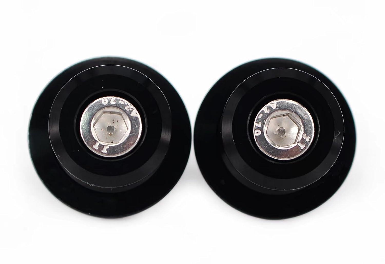 8/mm Pare-boue Adaptateur Support dallumage spools adaptateur f/ürsuz Uki GSR600/GSR750/GSX-S750/GSX-R S1000/GSX-R s1000/F