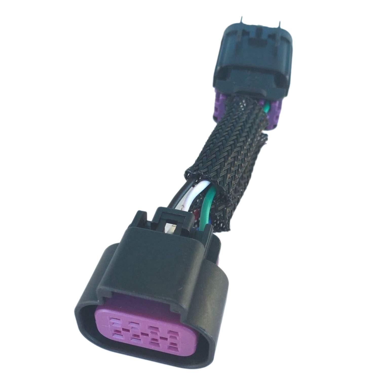 Cikuso 2010-2013 Adaptateur Secteur Plug-and-Play Camaro Drl//Brouillard pour Camelon Daytime