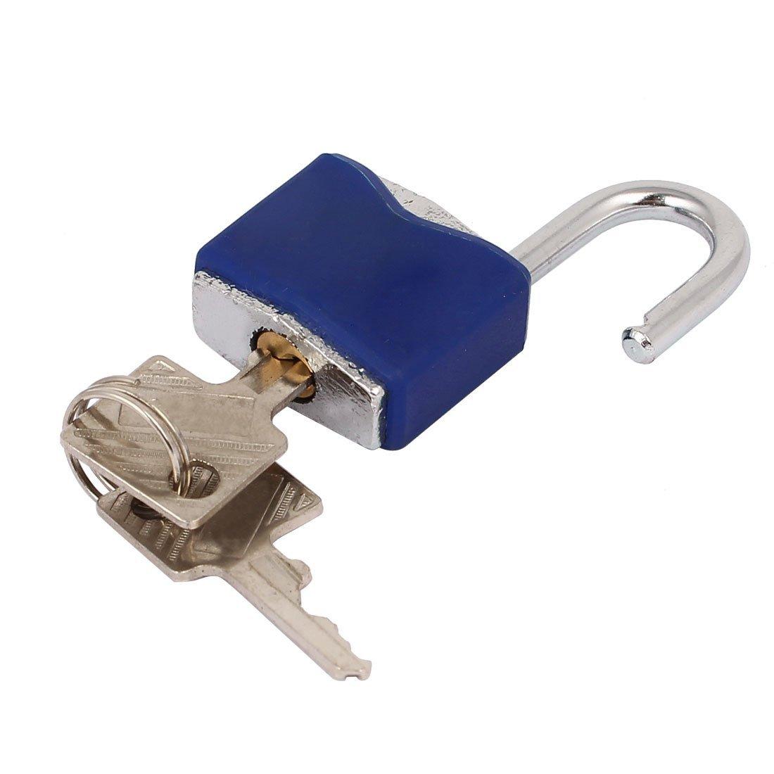 eDealMax herramienta caja del cajón 42mmx28mmx15mm la seguridad del metal Candado Locker W Keys - - Amazon.com