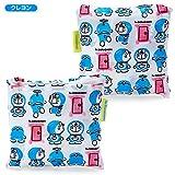 Sanrio Doraemon folding eco bag I'm DORAEMON crayon From Japan New