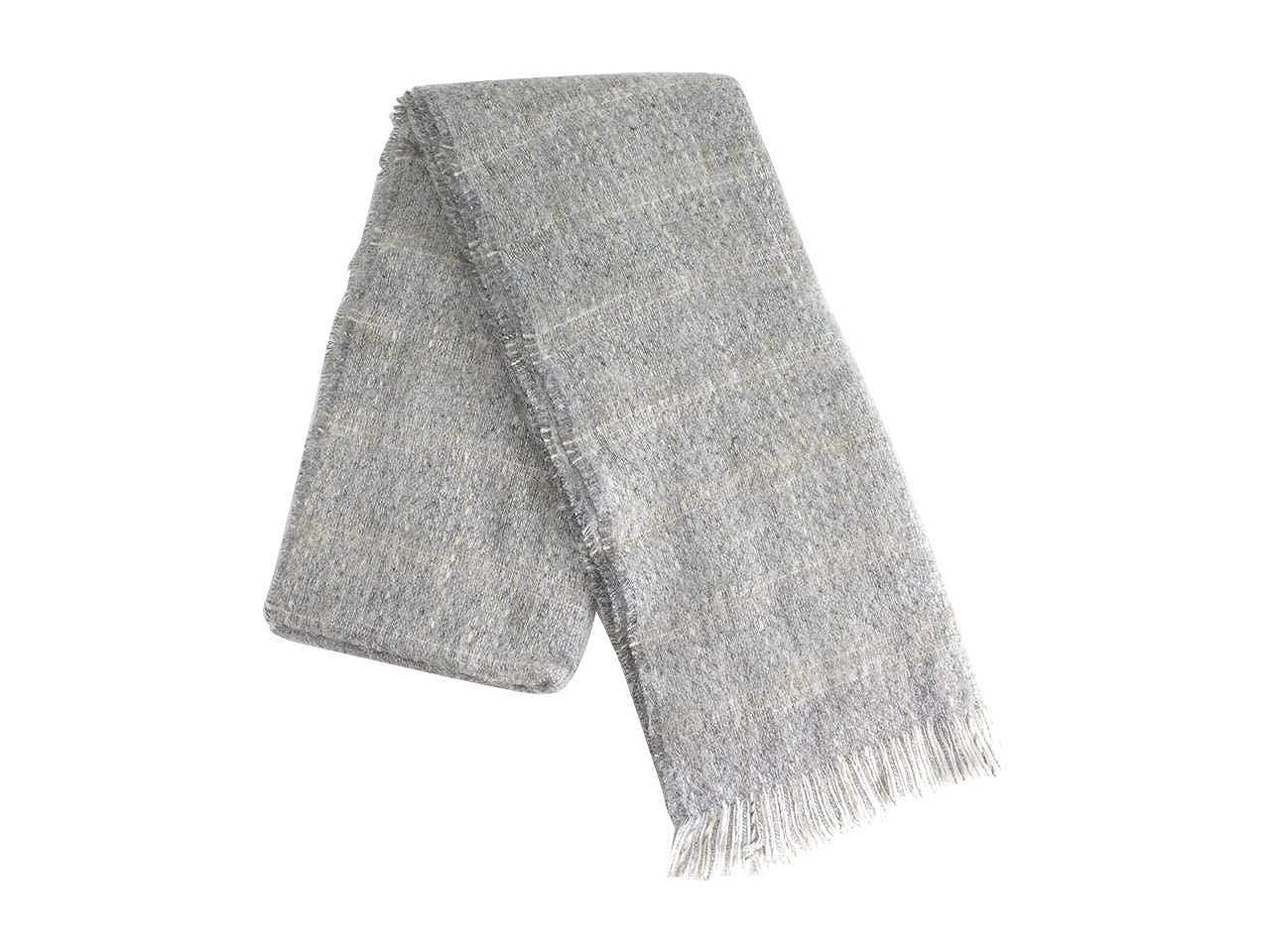 Hugo Boss Mens Nahe Knitted Scarf