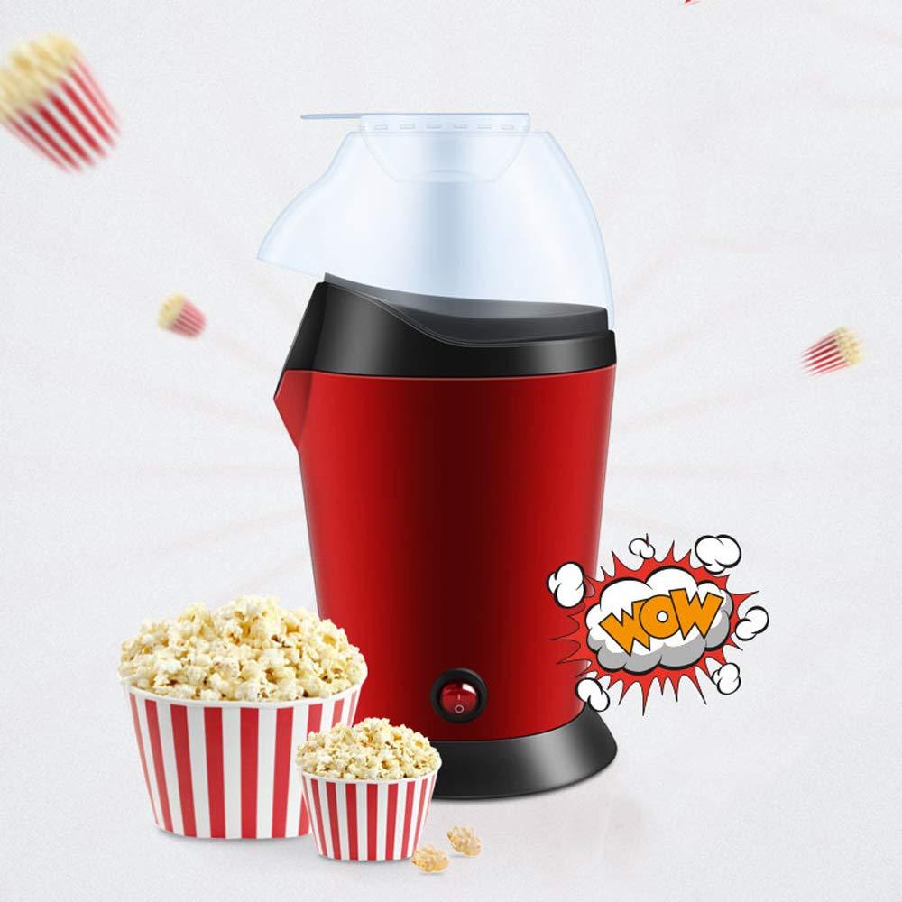 LEENY MIni Palomitero Máquina de Palomitas de Maíz Eléctrico Hacer Popcorn Automático Popcorn Maker para el Hogar Cocina Fiesta Bar Cine: Amazon.es: Hogar