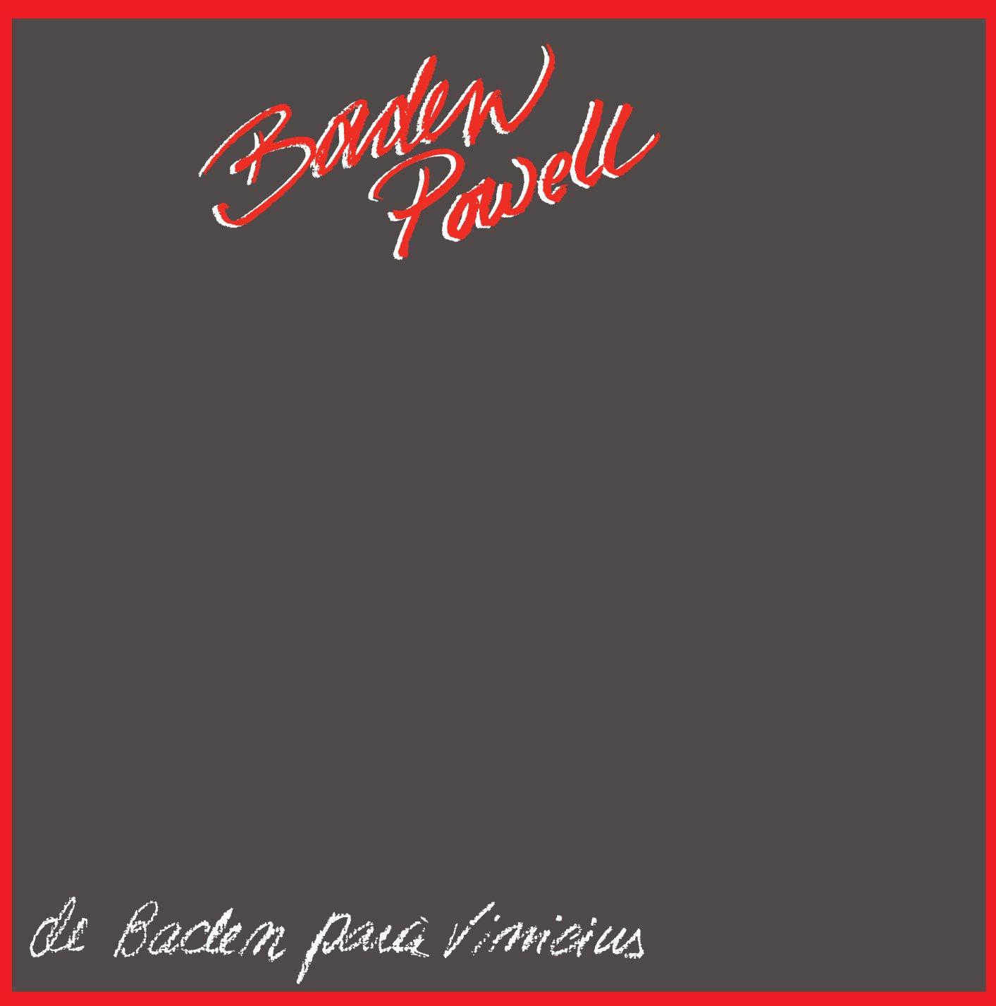 Amazon.com: De Baden Powell Para Vinicius de Moraes: Music