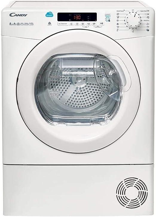 Secadora CS H8A2DE-S: 314.36: Amazon.es: Grandes electrodomésticos