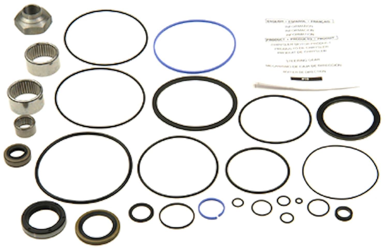 Edelmann 8539 Power Steering Gear Box Complete Rebuild Kit